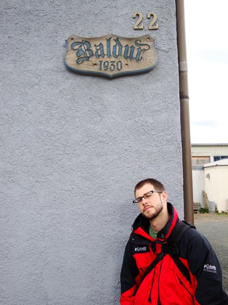 El edificio Baldur